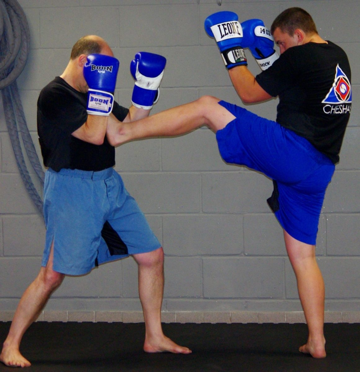 kickboxing martial arts at chiltern self defence
